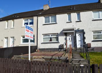 Thumbnail 3 bed terraced house for sale in Mearns Road, Motherwell