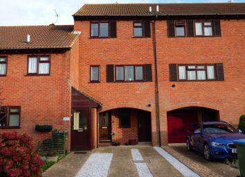 Thumbnail 4 bed terraced house for sale in Dinsdale Gardens, Rustington, Littlehampton