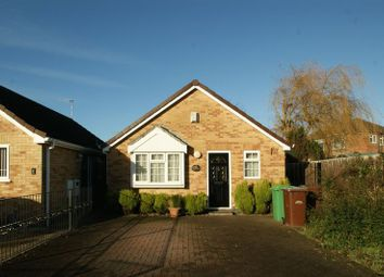 Thumbnail 2 bed detached bungalow for sale in St. Andrews Close, Bulwell, Nottingham