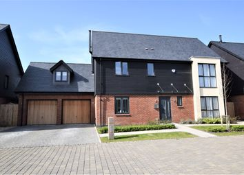 Thumbnail 4 bed detached house for sale in Aylesbury Court, Aylesbury Road, Solihull, Warwickshire