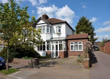 Thumbnail 4 bedroom end terrace house for sale in Northfield Road, Waltham Cross