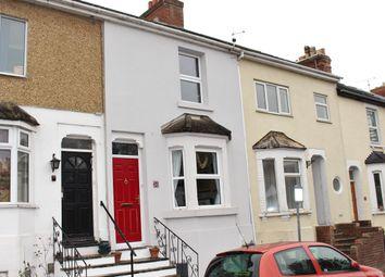 Thumbnail 3 bedroom terraced house for sale in Ashford Road, Swindon
