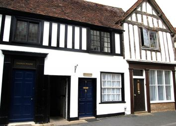 Thumbnail 2 bed terraced house to rent in Butter Street, Alcester