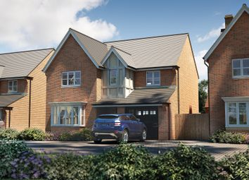 "Thumbnail 4 bed detached house for sale in ""The Earlswood"" at Brampton Lane, Chapel Brampton, Northampton"