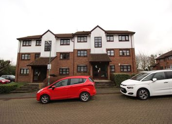 Thumbnail 1 bed flat for sale in Swallow Close, Greenhithe