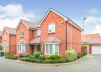 Hornbeam Place, Crawley Down, Crawley RH10. 4 bed detached house for sale