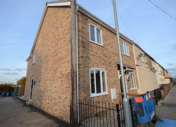 Thumbnail 2 bedroom end terrace house for sale in Beaconsfield Road, Lowestoft, Suffolk