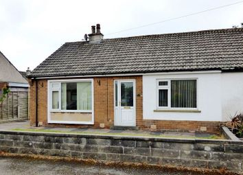 Thumbnail 2 bed semi-detached bungalow for sale in Pedder Road, Overton