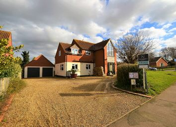 Thumbnail 4 bedroom detached house for sale in Waveney Close, Wells-Next-The-Sea, Norfolk.