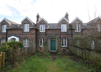 Thumbnail 2 bed cottage for sale in Railway Cottages, Hardy Road, Norwich