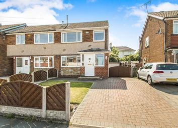 Thumbnail 3 bed terraced house for sale in Wolley Drive, New Farnley, Leeds