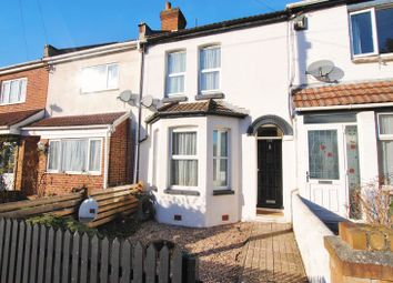 Thumbnail 3 bedroom terraced house for sale in Ludlow Road, Southampton
