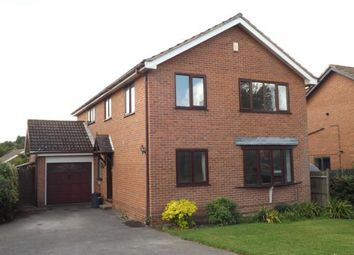 Thumbnail 5 bed detached house for sale in Willow Road, West Bridgford, Nottingham, Nottinghamshire