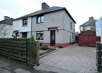 Thumbnail 3 bed detached house for sale in Rhindmuir Road, Baillieston, Glasgow