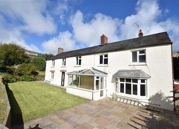 Thumbnail 5 bed detached house to rent in Gooseham, Bude