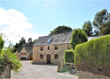 Thumbnail 3 bed barn conversion for sale in Broughton Poggs, Lechlade