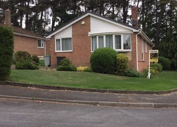 Thumbnail 4 bed bungalow for sale in The Paddock, Lanchester