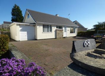 Thumbnail 2 bed bungalow for sale in Breeze Hill, Benllech, Anglesey, North Wales