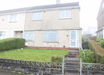 Thumbnail 2 bed end terrace house for sale in Penderry Road, Penlan, Swansea