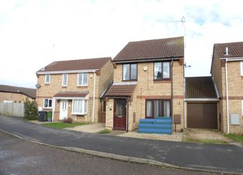 Thumbnail 3 bed link-detached house for sale in Mardale Gardens, Gunthorpe, Peterborough