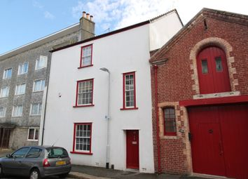 Thumbnail 3 bed town house to rent in Stillman Street, Plymouth
