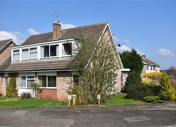 Thumbnail 3 bed semi-detached house for sale in Northdown Drive, Beeston, Nottingham