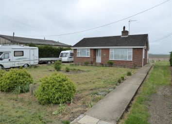 Thumbnail 2 bed detached bungalow for sale in The Drove, Barroway Drove, Downham Market