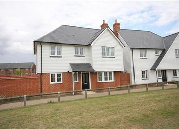 Thumbnail 3 bed detached house to rent in Diana Walk, Kings Hill