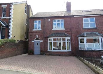 Thumbnail 3 bedroom semi-detached house for sale in Newlyn Road, Woodseats, Sheffield