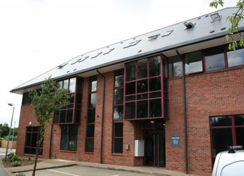 Thumbnail 1 bed flat to rent in Challenge Court, Leatherhead