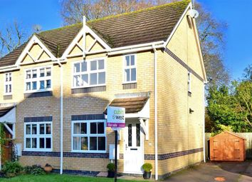 Thumbnail Semi-detached house for sale in Nyes Lane, Southwater, West Sussex