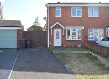 Thumbnail 2 bed semi-detached house for sale in Marden Close, Willenhall