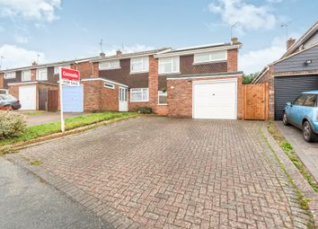 Thumbnail 3 bed semi-detached house for sale in Willow Way, Wing, Leighton Buzzard