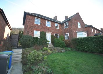 Thumbnail 3 bed semi-detached house to rent in New Houses, Picadilly Road, Chesterfield