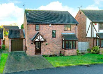 4 bed detached house for sale in Poppy Close, Hemel Hempstead HP1