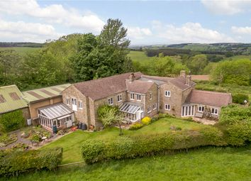 Thumbnail 4 bed detached house for sale in Ilton, Ripon, North Yorkshire