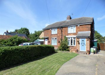 Thumbnail 4 bed semi-detached house for sale in Sundon Road, Harlington, Dunstable
