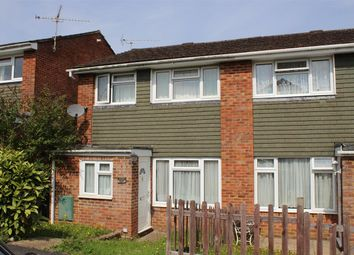 Thumbnail 3 bed end terrace house to rent in Woodside Close, Bordon