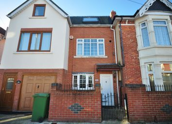 Thumbnail 4 bed town house to rent in Kingsley Road, Southsea
