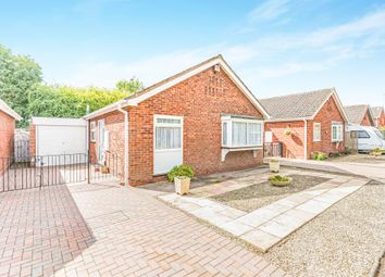 Thumbnail 2 bed detached bungalow for sale in Ledbury Close, Matchborough East, Redditch
