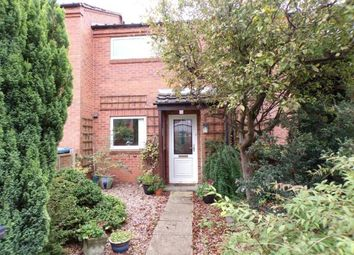 Thumbnail 2 bed terraced house for sale in Meadow Close, Stratford Upon Avon, Warwickshire