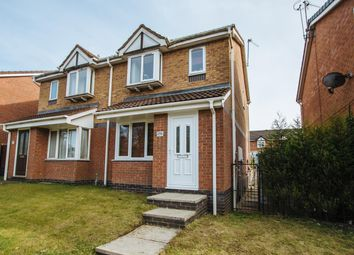 Thumbnail 3 bedroom semi-detached house for sale in Leek New Road, Sneyd Green, Stoke-On-Trent