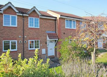 Thumbnail 2 bed terraced house for sale in Home Field Drive, Nursling, Southampton