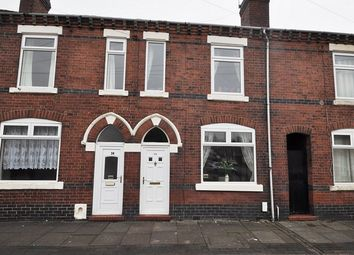 Thumbnail 2 bed terraced house for sale in Cornes Street, Hanley, Stoke-On-Trent