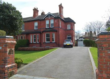 Thumbnail 5 bed semi-detached house for sale in The Serpentine South, Blundellsands, Liverpool