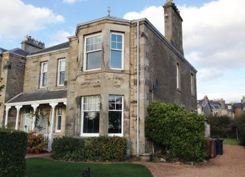 Thumbnail 2 bed flat to rent in Victoria Road, Lundin Links, Leven