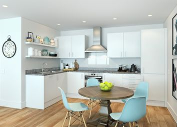 Thumbnail 1 bed flat for sale in St. Peters Court, Middleborough, Colchester