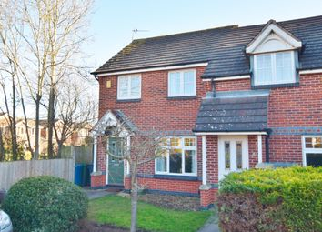 Thumbnail 3 bed end terrace house for sale in Nightingale Way, Bingham