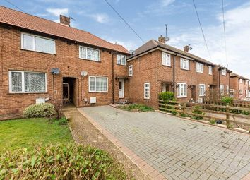 Thumbnail 3 bed terraced house to rent in Hall Mead, Letchworth Garden City