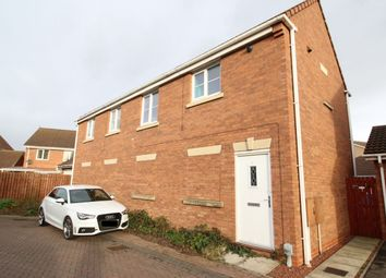 Thumbnail 2 bedroom flat for sale in Halecroft Park, Kingswood, Hull